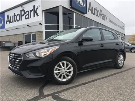 2019 Hyundai Accent Preferred (Stk: 19-66862RJB) in Barrie - Image 1 of 26