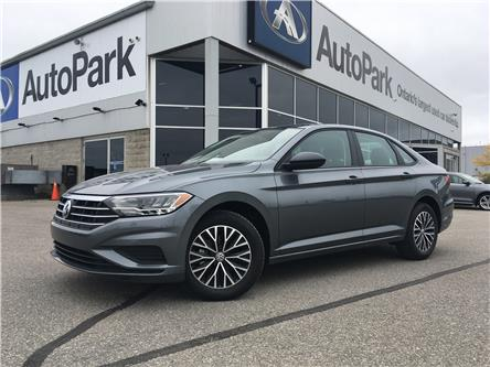 2019 Volkswagen Jetta 1.4 TSI Highline (Stk: 19-94191RJB) in Barrie - Image 1 of 26