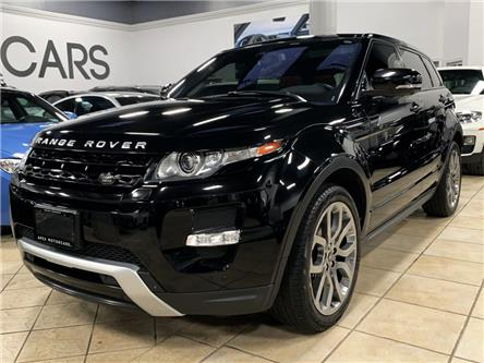 2013 Land Rover Range Rover Evoque  (Stk: AP1995) in Vaughan - Image 1 of 25