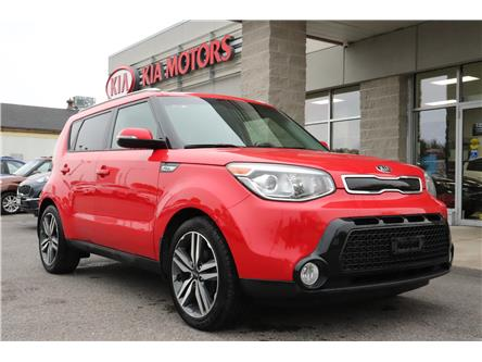 2015 Kia Soul SX (Stk: ) in Cobourg - Image 1 of 18