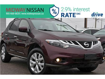 2013 Nissan Murano SL (Stk: KC834872A) in Whitby - Image 1 of 37