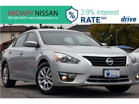 2014 Nissan Altima 2.5 S (Stk: U1659A) in Whitby - Image 1 of 31