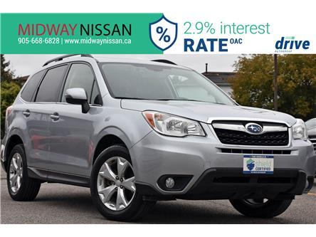 2014 Subaru Forester 2.5i Convenience Package (Stk: KN147640A) in Whitby - Image 1 of 33