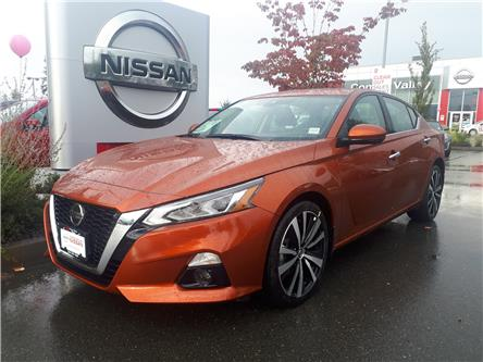 2020 Nissan Altima 2.5 Platinum (Stk: 20AL1269) in Courtenay - Image 1 of 8