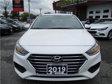 2019 Hyundai Accent Preferred (Stk: 19626) in Ottawa - Image 2 of 13