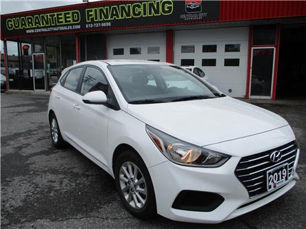 2019 Hyundai Accent Preferred (Stk: 19626) in Ottawa - Image 1 of 13