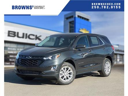 2020 Chevrolet Equinox LT (Stk: T20-842) in Dawson Creek - Image 1 of 17