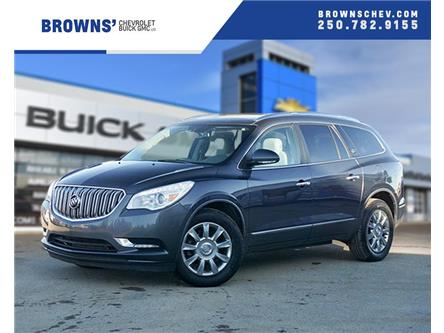 2014 Buick Enclave Leather (Stk: 4373AA) in Dawson Creek - Image 1 of 18