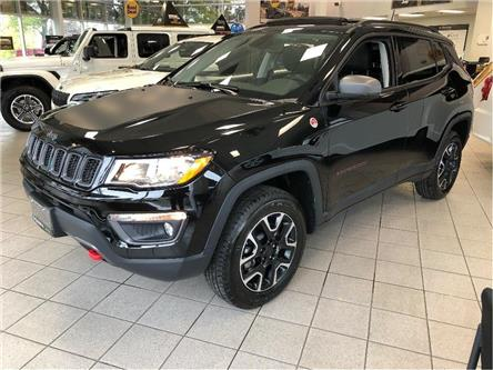 2020 Jeep Compass Trailhawk (Stk: 204013) in Toronto - Image 1 of 19