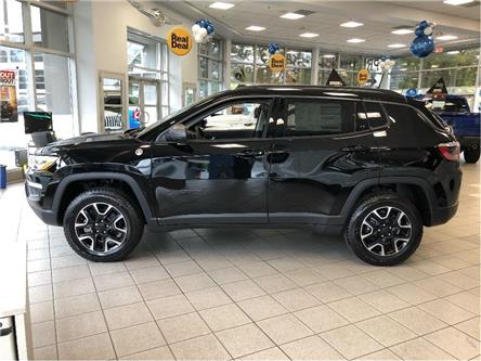 2020 Jeep Compass Trailhawk (Stk: 204013) in Toronto - Image 2 of 19