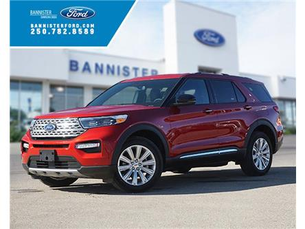 2020 Ford Explorer Limited (Stk: S202408) in Dawson Creek - Image 1 of 17