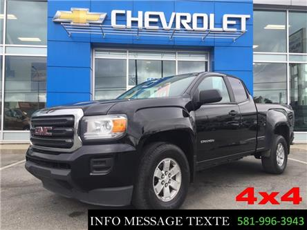 2015 GMC Canyon Base (Stk: X8017) in Ste-Marie - Image 1 of 27