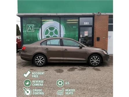 2015 Volkswagen Jetta 1.8 TSI Comfortline (Stk: 12646A) in Saskatoon - Image 2 of 21