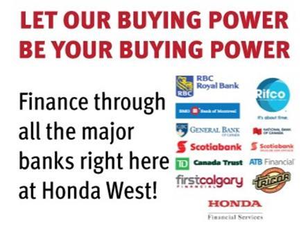 2016 Honda HR-V EX (Stk: 19100214) in Calgary - Image 1 of 2