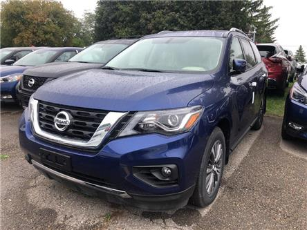 2019 Nissan Pathfinder SL Premium (Stk: KC647611) in Whitby - Image 1 of 4