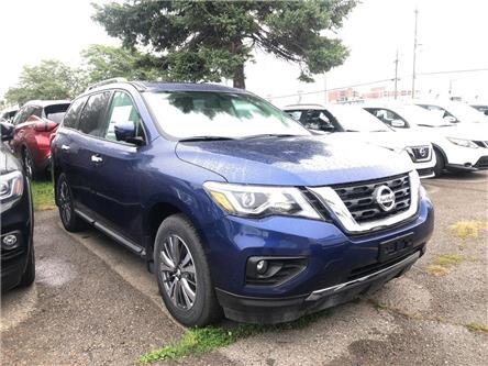 2019 Nissan Pathfinder SL Premium (Stk: KC647611) in Whitby - Image 2 of 4