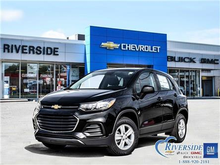 2019 Chevrolet Trax LS (Stk: 19-288) in Brockville - Image 1 of 22
