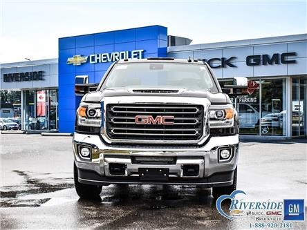 2019 GMC Sierra 2500HD SLT (Stk: 19-063) in Brockville - Image 2 of 26