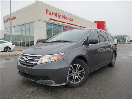 2013 Honda Odyssey EX | BACK UP CAM | ECO MODE (Stk: 502757P) in Brampton - Image 1 of 7