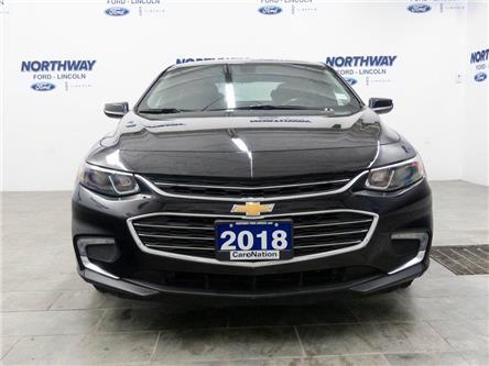 2018 Chevrolet Malibu LT | PUSH START | BACKUP CAM | REMOTE START | (Stk: DR425) in Brantford - Image 2 of 40