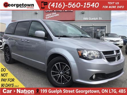 2018 Dodge Grand Caravan GT | LEATHER | PWR DOORS | CAM | HTD WHL/STS | (Stk: DR589) in Georgetown - Image 1 of 30