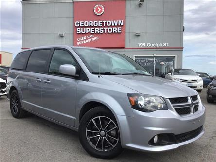 2018 Dodge Grand Caravan GT | LEATHER | PWR DOORS | CAM | HTD WHL/STS | (Stk: DR589) in Georgetown - Image 2 of 30