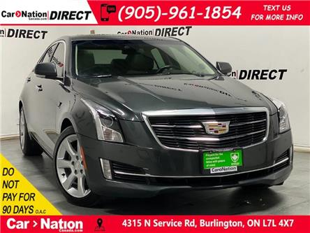 2015 Cadillac ATS 2.0L Turbo Performance (Stk: CN5954) in Burlington - Image 1 of 37