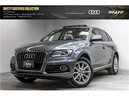 2016 Audi Q5 2.0T Technik (Stk: 53419) in Newmarket - Image 1 of 22