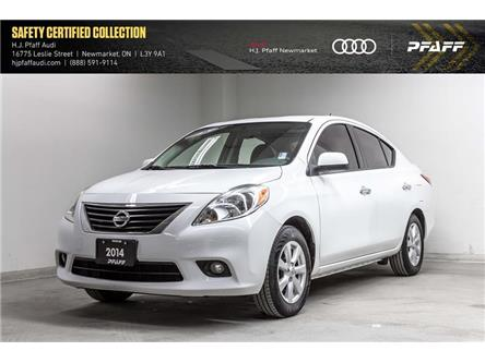 2014 Nissan Versa 1.6 SL (Stk: A12612A) in Newmarket - Image 1 of 20