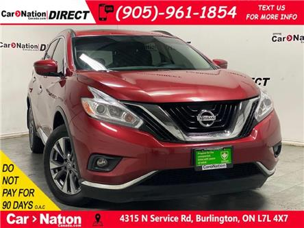 2017 Nissan Murano  (Stk: DRD2118A) in Burlington - Image 2 of 40