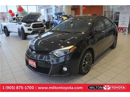 2016 Toyota Corolla  (Stk: 507776A) in Milton - Image 1 of 39