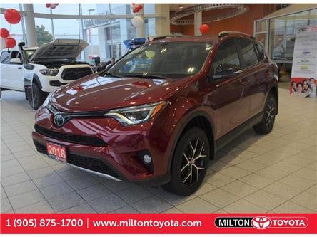 2018 Toyota RAV4  (Stk: 822576) in Milton - Image 1 of 39
