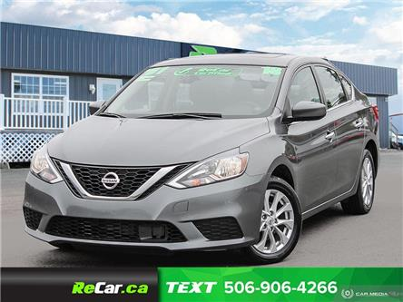 2018 Nissan Sentra 1.8 SV (Stk: 191106A) in Fredericton - Image 1 of 25