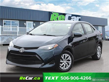 2018 Toyota Corolla LE (Stk: 191138A) in Fredericton - Image 1 of 24