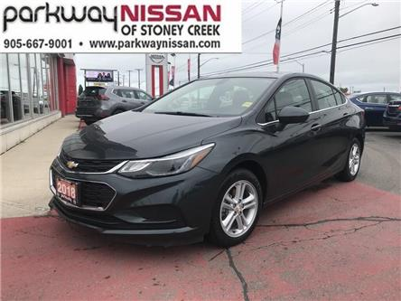 2018 Chevrolet Cruze LT Auto (Stk: N1525) in Hamilton - Image 1 of 12