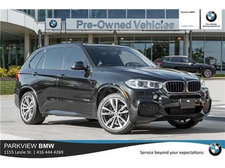 2018 BMW X5 xDrive35i (Stk: 55427A) in Toronto - Image 1 of 21