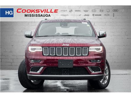 2020 Jeep Grand Cherokee Summit (Stk: LC137983) in Mississauga - Image 2 of 20