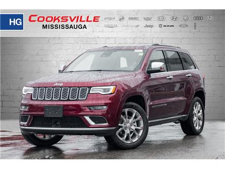 2020 Jeep Grand Cherokee Summit (Stk: LC137983) in Mississauga - Image 1 of 20