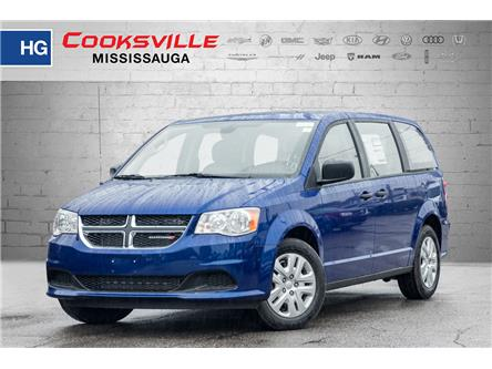 2019 Dodge Grand Caravan 29E Canada Value Package (Stk: KR762697) in Mississauga - Image 1 of 18