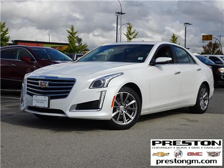 2019 Cadillac CTS 3.6L Luxury (Stk: X27861) in Langley City - Image 1 of 26
