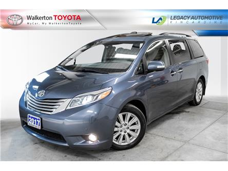 2017 Toyota Sienna Limited 7-Passenger (Stk: P9129) in Walkerton - Image 1 of 16