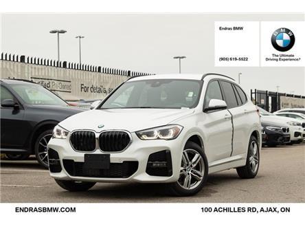2020 BMW X1 xDrive28i (Stk: 12965) in Ajax - Image 1 of 22