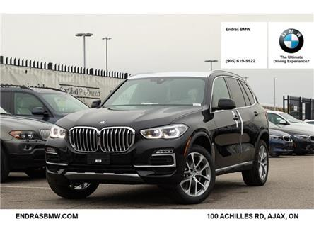 2020 BMW X5 xDrive40i (Stk: 52614) in Ajax - Image 1 of 22