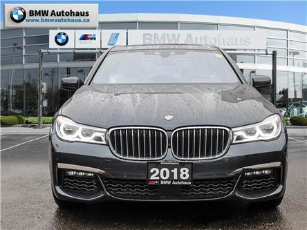 2018 BMW 750i xDrive (Stk: P9165) in Thornhill - Image 2 of 31