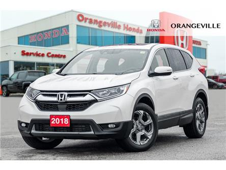 2018 Honda CR-V EX (Stk: V19426A) in Orangeville - Image 1 of 20