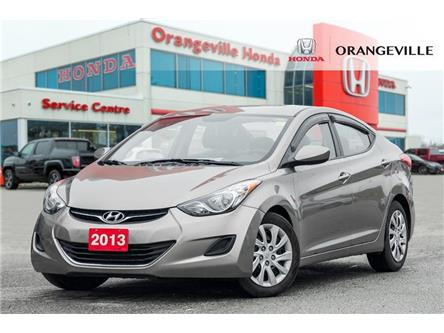 2013 Hyundai Elantra GL (Stk: V19433A) in Orangeville - Image 1 of 17