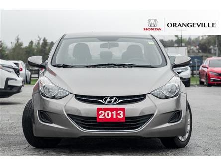 2013 Hyundai Elantra GL (Stk: V19433A) in Orangeville - Image 2 of 17