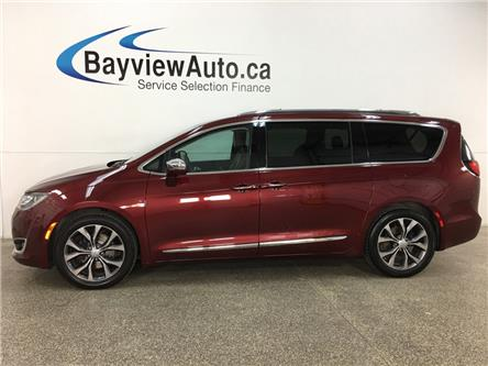 2017 Chrysler Pacifica Limited (Stk: 35711W) in Belleville - Image 1 of 30