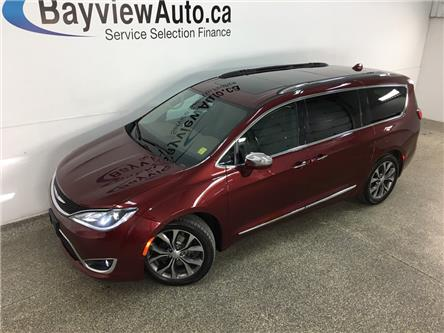 2017 Chrysler Pacifica Limited (Stk: 35711W) in Belleville - Image 2 of 30