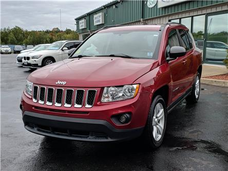 2011 Jeep Compass Sport/North (Stk: 10515A) in Lower Sackville - Image 1 of 13